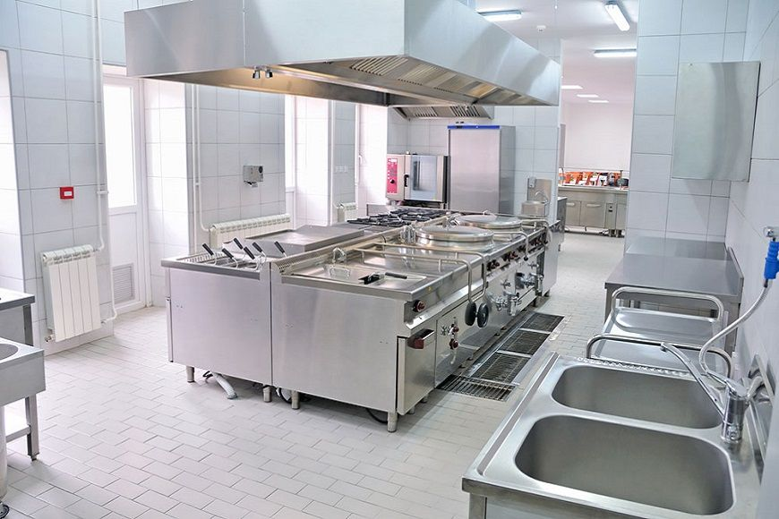 Higiene e Limpeza de cozinhas
