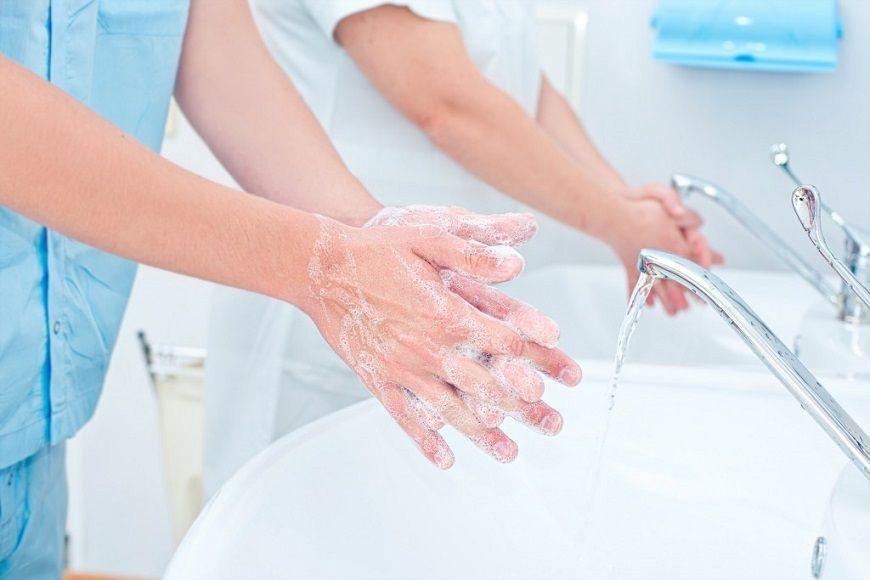 Higiene Pessoal  - Lavagem Mãos